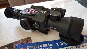 Nocna optika ATN X-SIGHT 2 HD 5-20X