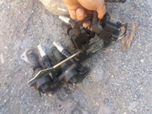 Bombine Alfa 156 benzin bobine
