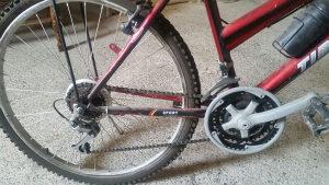 Bicikl tibra