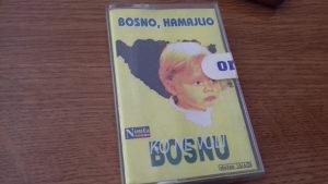 audio kaseta BOSNO HAMAJLIJO/1992.