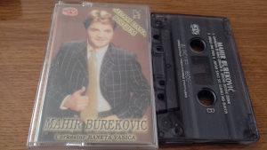 audio kaseta MAHIR BUREKOVIĆ