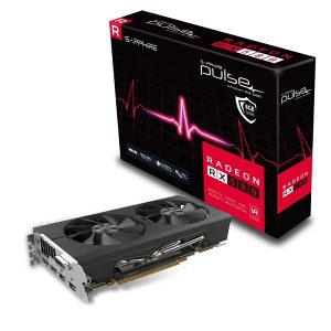 Sapphire PULSE OC RX 580 / RX580 4GB DDR5 Novo!!!
