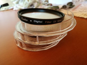 UV filter Kenko 52 mm