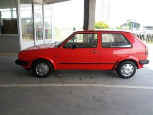 VW GOLF 2 DIZEL (1,6/40KW) 1985.G.REGISTROVAN