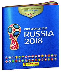 Panini Rusija 2018 zamjena duplikata