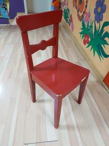 Dječija stolica , 4 komada