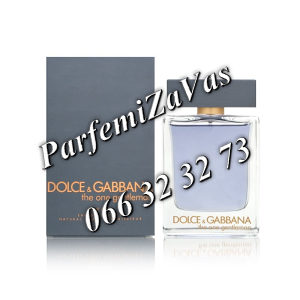 Dolce & Gabbana The One Gentleman 50ml ... M 50 ml