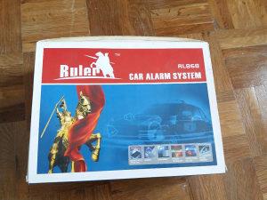 Alarmni sistem za auto
