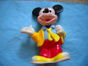 Miki Maus kasica