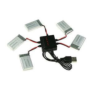 Punjac za  dron///5 baterija puni /// Dostava besplatna