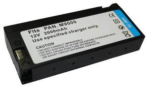 Baterija Panasonic M9000