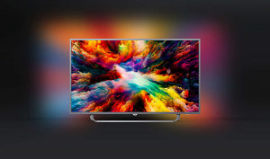 "Philips 4K 65"" UltraHD TV 65PUS7303 Android PUS7303"