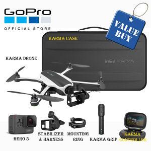GoPro KARMA DRON + HERO 5 KAMERA + KARMA GRIP