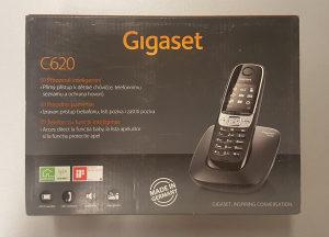 BEŽIŠNI TELEFON: Gigaset C620
