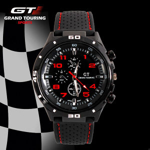 GT Extreme sportski sat - muški sat - CRVENI