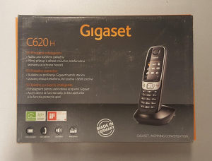 BEŽIČNI TELEFON: Gigaset C620H