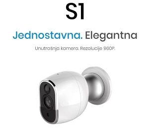 S1 960P HD unutrašnja kamera