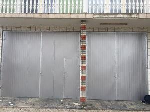 Garažna vrata - DVOJA