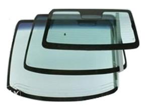 PEUGEOT 407 -Šajba prednja /Senzor ugrađen (2004-2007)