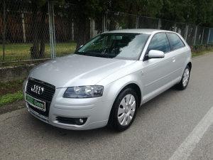 Audi A3 ,2008g, 1.9 tdi KAO NOV,Servisna knjiga