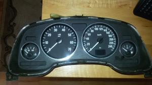 Opel Astra G kilometar sat 250 km/h