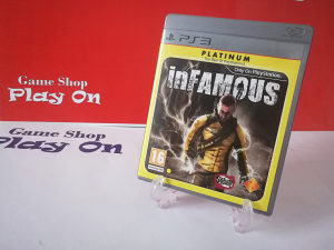 Infamous 1 (Playstation  3 - PS3)