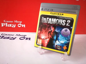 INFAMOUS 2 (PlayStation 3 - PS3)