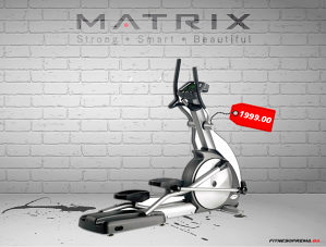 Matrix E5 Crosstrainer Orbitrek