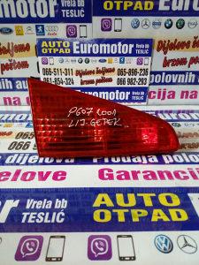 Stop svjetlo gepeka lijevo Peugeot 607 2003 dijelovi