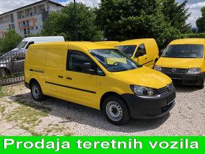 VW Caddy Maxi 2.0TDI, model 2013  cady cadi cedy cedi