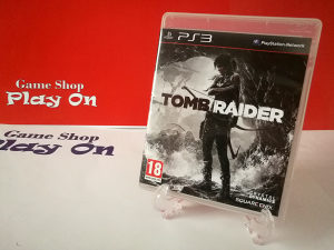 Tomb Raider (Playstation 3 - PS3)