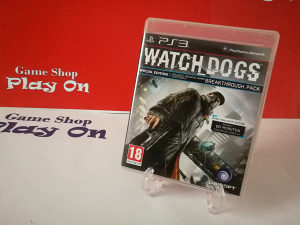 Watch Dogs ( PlayStation 3  - PS3)