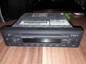 Audi cd radio -concert