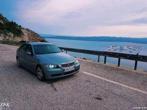 BMW 318D E90 * 2006 * 2.0 * REG. do 04/19