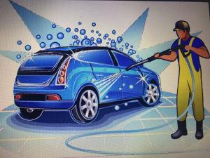 Posao - Radnik u autopraonici