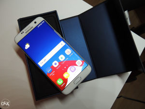 Samsung Galaxy S7 Edge - White Pearl - KAO NOV - FULL P