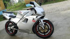 Motor / skuter Aprilia AF1 Futura 125