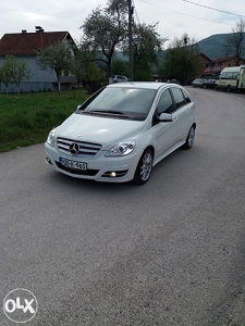 MERCEDES B200 SPORT MODIFICIRAN