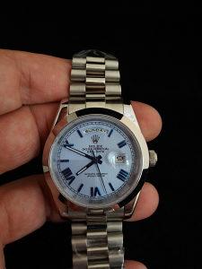 Rolex Day-Date Blue