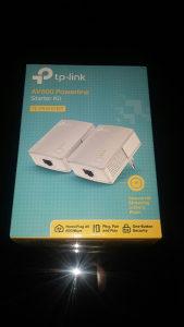 tp-link AV600 powerline