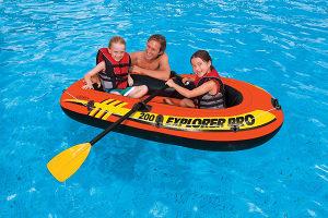 Čamac INTEX Explorer Pro