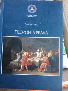 Knjiga Filozofija prava