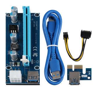 Extender USB 3.0 PCI express Ekstender mining majning