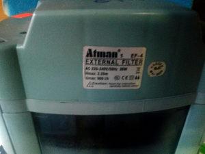 Filter kanister Atman