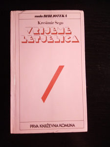 Vrijeme letjelica / Krešimir Šego (poezija)