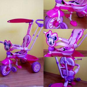 Djecije biciklo Miny Mouse