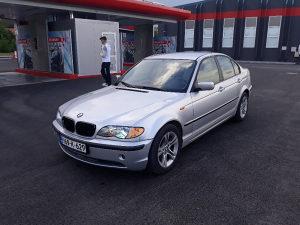 BMW 320d facelift 110kw model 2004