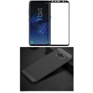 Samsung Galaxy S8plus / maskica i staklo
