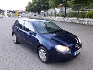 VW GOLF 5 1.9 TDI 66KW MOD 2005 FULL TEK UVEZEN V TOP