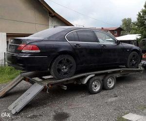 BMW 730d 3.0d e65 e66 FACELIFT Dijelovi